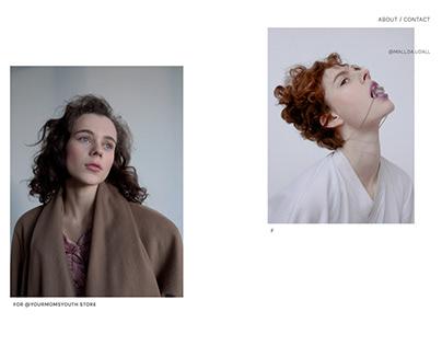 OUUR : Kristina Maloletkina