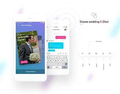 Wedding planner App - iOS