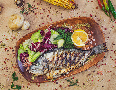 Zarand Restaurant Food Photography
