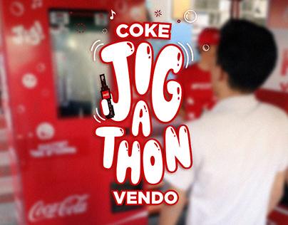 Coke Jigathon Vendo