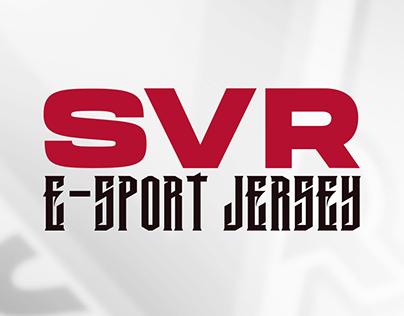 SVR E-SPORT JERSEY