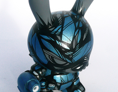 "MetalMech - Custom 3"" dunny"