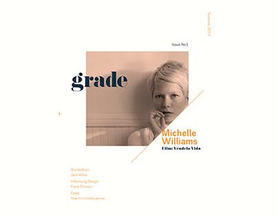 Grade Ipad Magazine