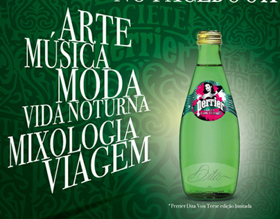 E-mail Marketing Perrier