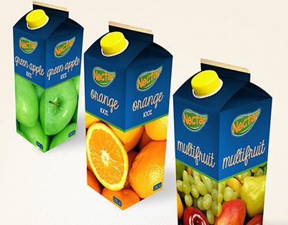 Packaging Nectar