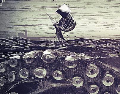 Kraken Rum | Pitch