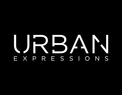 Urban Expressions Brand Identity