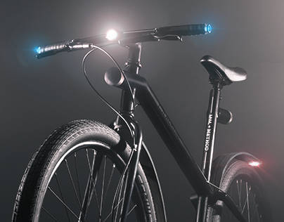 BLACKLINE: The Bike Design Project
