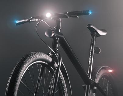 BLACKLINE: The Bike Design Project