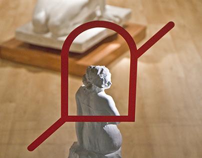 Identità Dinamiche / Museum visual identity system