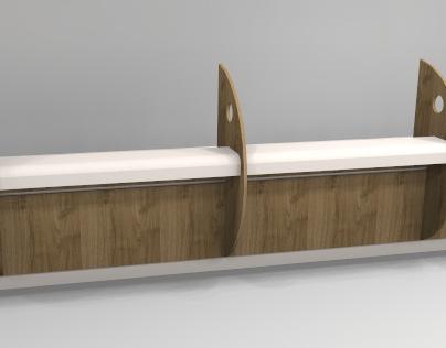 3D Hosp. Mobiliário