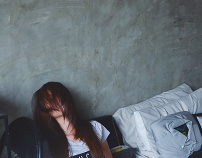 This is how depression feels like (Photo Storytelling)