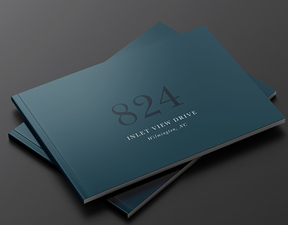 Luxury Property Marketing Brochure for Nest Realty
