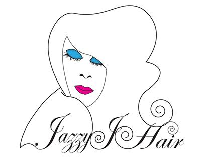 JazzyJHair.com Brand and Web Development