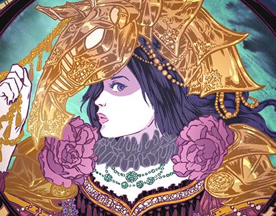 Katy Perry: Dark Horse Single Cover