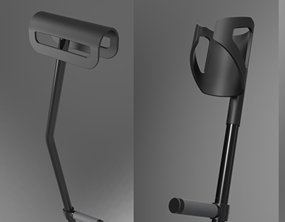 Modular Crutch