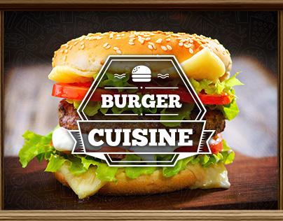Burger Cuisine