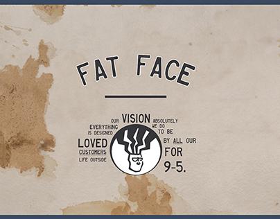 Fat Face Lookbook