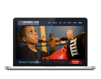 Crushers Club Website