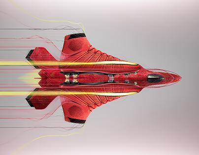 Nike Concept Stills