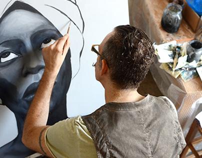 Daniele Capecchi - Painter