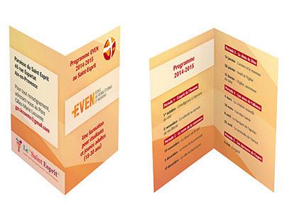 Communication Formation EVEN - Rentrée 2014
