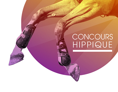 CONCOURS HIPPIQUE