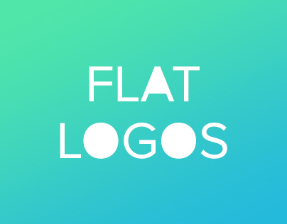 Flat Logos Showcase