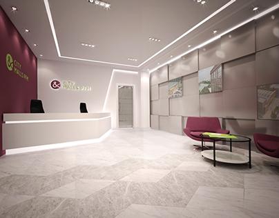 Офис для City and Malls PFM