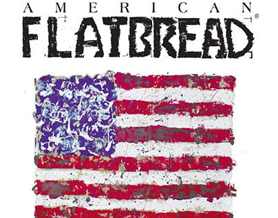 American Flatbread Graphics and promo material
