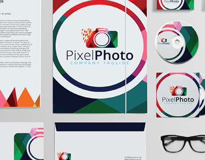 Corporate Identity- Pixel Media