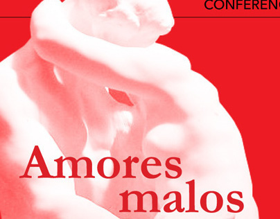 Poster Amores Malos