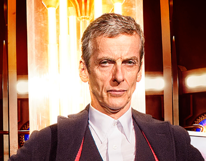 Doctor Who - Series 8 Iconic