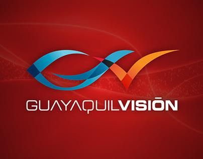 Guayaquil Visión Corporate Identity