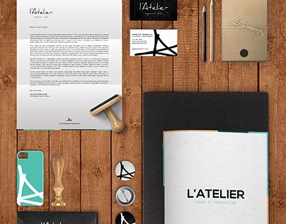 L'Atelier - Website & Branding