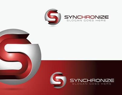 S Logo 3d Letter S 3D Logo on Be...