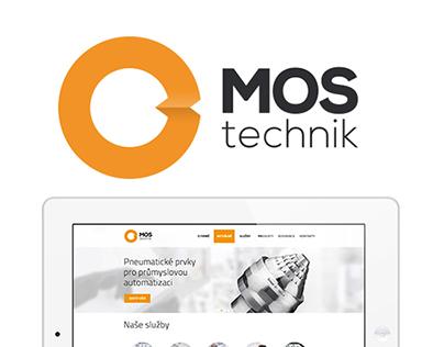 MOS technik s.r.o. - Corporate Indentity