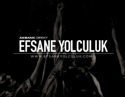 Akbank Parallax / Efsane Yolculuk