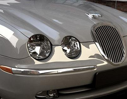 Modeling Jaguar S-Type