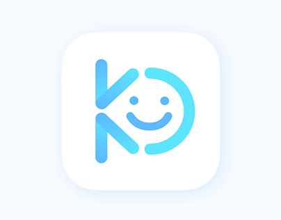 App   Kiiper Logo Design