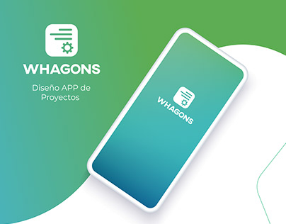 Rediseño App Whagons