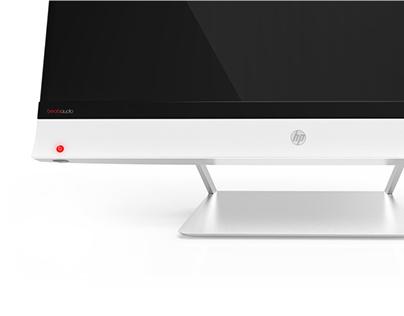 2014 HP ENVY 24 Display