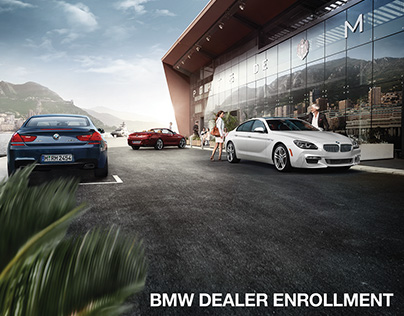 BMW | Dealer Enrollment Website