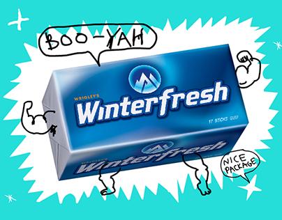 Winterfresh: Cool Breath Power