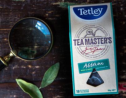 tetley tea master