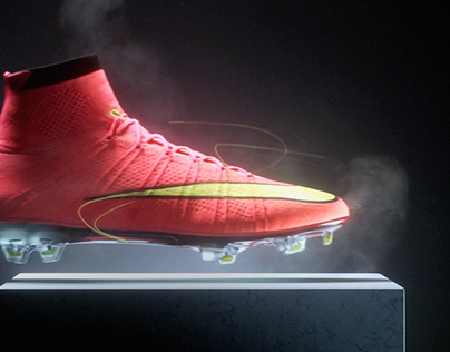 Nike / Mercurial Superfly / 'Revolution of Speed'
