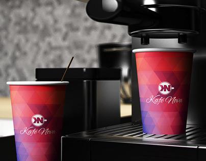 Kafe Nova Branding