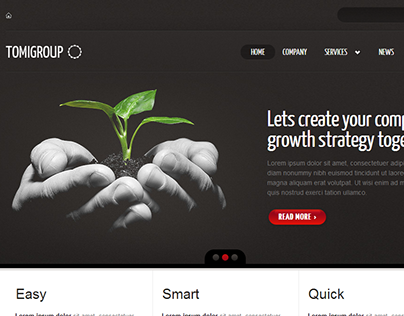 Consulting Group Joomla Template