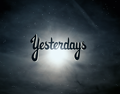 YESTERDAYS - Teaserspot