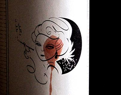 Pinzolo - Wine label